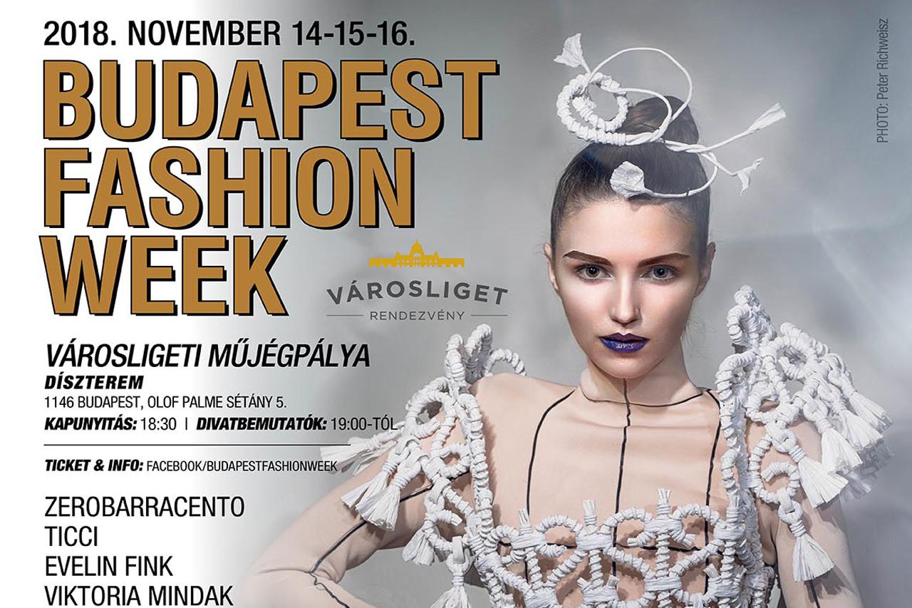 WMNO a Budapest Fashion Weeken