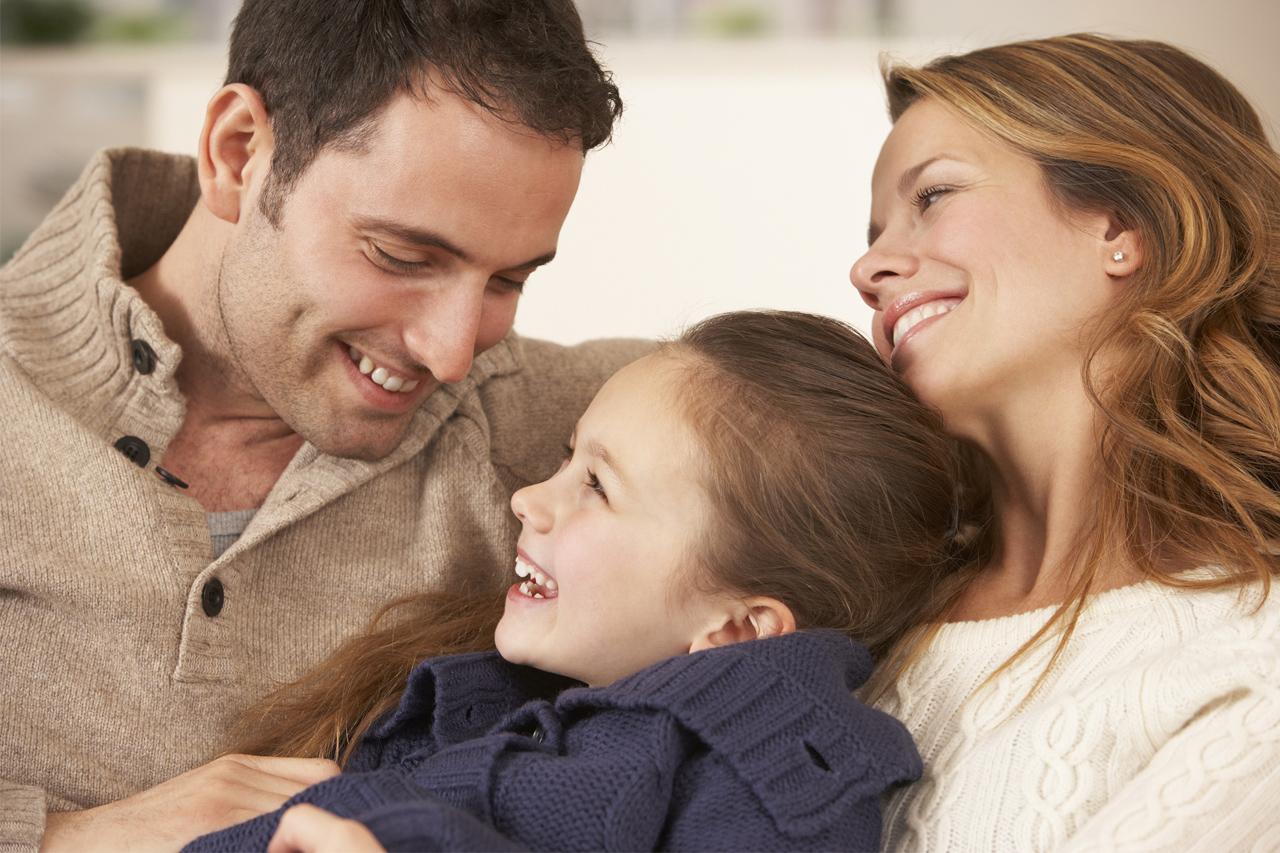 Miért mindig apa a jó fej és anya a gonosz?
